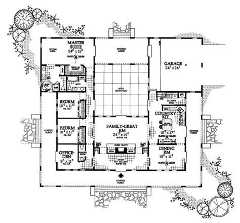 home design center plano plano de casa grande con galer 237 as