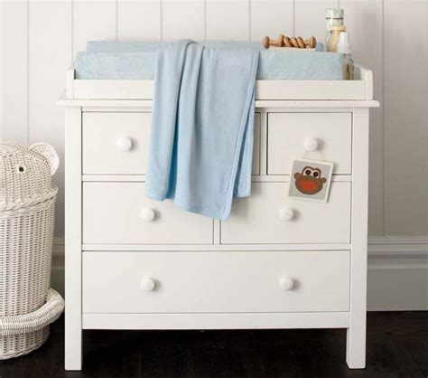 kendall dresser change table topper simply white