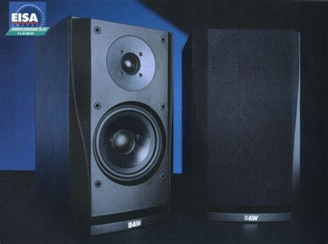 b w dm302 bookshelf speakers review and test