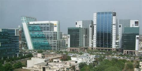 The Office City by Dlf Cyber City Commercial Office Space On Rent 9958959555