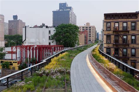 Landscape Architect Highline High Line Stage 2 Opens