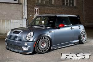 modified mini cooper s works gp fast car