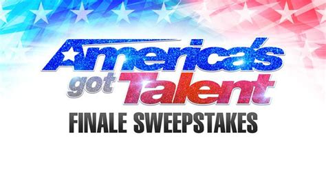 Agt Sweepstakes 2017 - enter america s got talent season 12 finale sweepstakes winzily