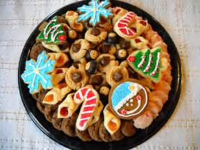 holiday cookie tray flickr photo sharing