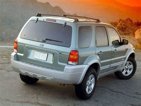 2007 ford escape hybrid 2007 ford escape hybrid picture 89717 car review top