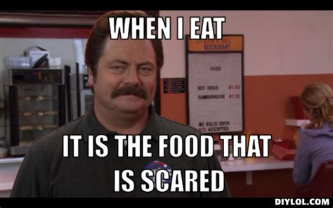 Ron Swanson Memes - ron swanson best of 2 bored 2 work