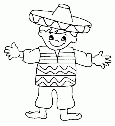 Mexican Coloring Pages To Print Free Coloring Home Mexico Printable Coloring Pages