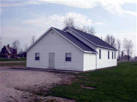 Mennonite Sheds Ontario by Mornington Amish Mennonite Church Milverton Ontario