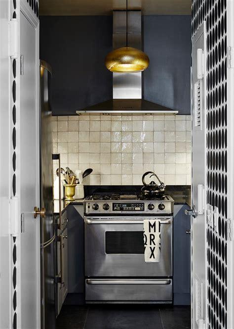New York Apartment Kitchen Renovation Modern New York City Apartment Renovation Kitchen
