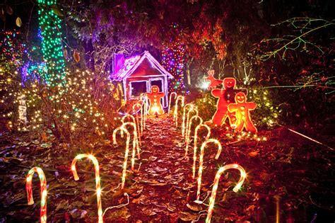 good christmas lights in the east valley 2018 light displays in vancouver