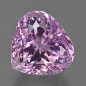 Pink Kunzite Afganistan 6 95ct pink kunzite 20 carat pear from afghanistan and
