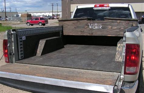 homemade tool boxes for back of trucks diy wood tool boxes for trucks plans free