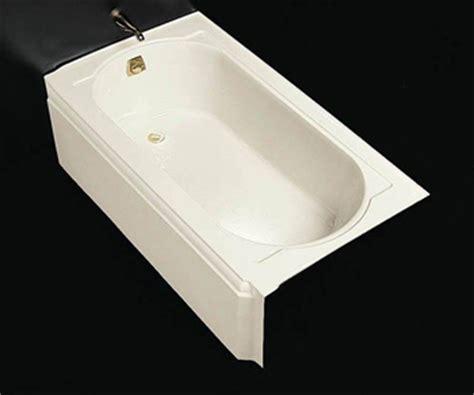 memoirs bathtub kohler k 721 0 memoirs 5 bath with left hand drain