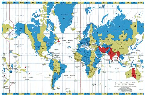 world time zones map timezone map world clock time zone map converter