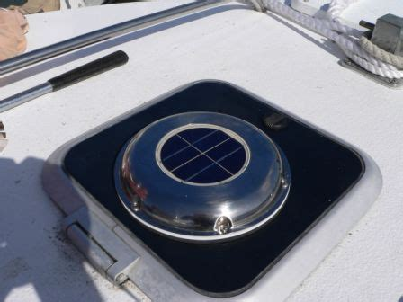 heat powered engine heat free engine image for user - Solar Fan For Boat Hatch