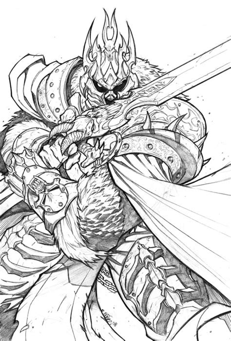 coloring pages of world of warcraft world of warcraft lich king coloring pages coloring pages