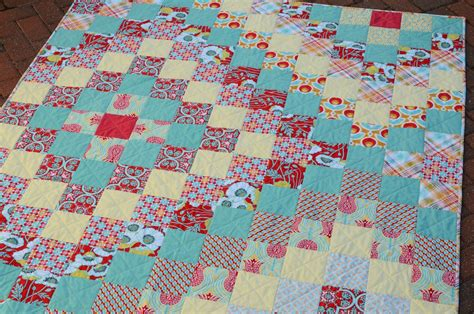 Trip Quilt Pattern by Hyacinth Quilt Designs Trip Around The World Quilt