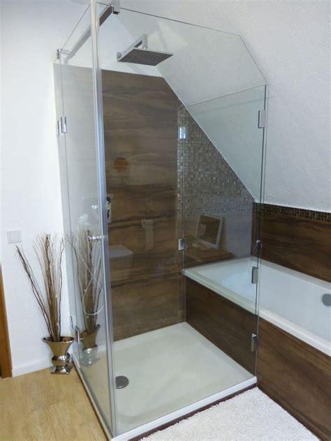 Badewanne Dachschräge dusche in dachschr 228 ge 6719 made house decor