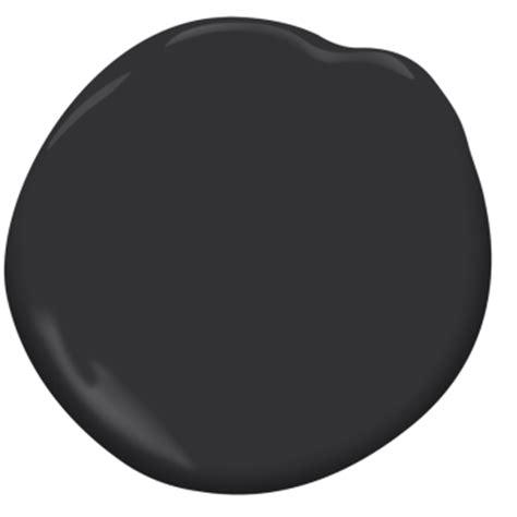 Benjamin Moore Black | black 2132 10 benjamin moore