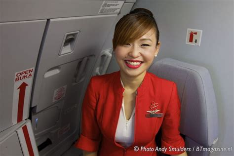 airasia stewardess airasia x quite zone and business class premium bed review