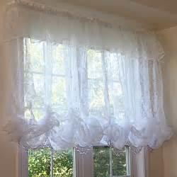 White Balloon Curtains Balloon Curtain