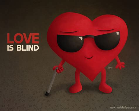 images of love is blind love is blind by kellerac love cartoon toonpool