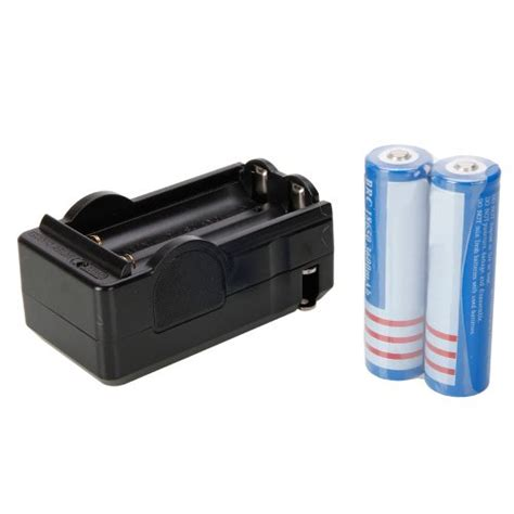 Bigblue Battery Charger Single 18650 us 2 215 3 7v 18650 3000mah rechargeable lithium batteries blue with 1 215 charger ebay