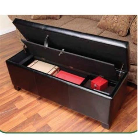 couch gun safe gun safe cabinet concealment bench ottoman furniture
