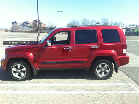 Jeep Liberty Clicking Noise 2008 Jeep Liberty Sport Sport Utility 4 Door 3 7l