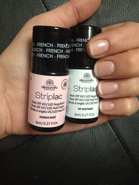 Alessandro Nails by Alessandro Striplac Manicure Tip Whitener