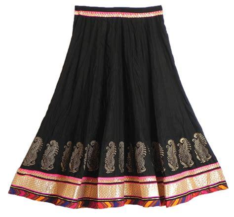 Cotton Top Skirt Black 775506 shop black cotton skirt