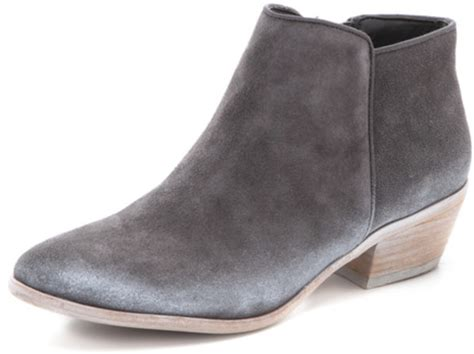 grey suede ankle boots shoes grey suede ankle boots sam edelman boho grey