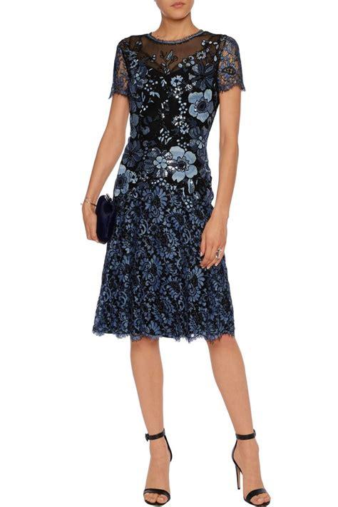 Fashion Dress 340183 3 packham embellished lace and tulle dress fashion