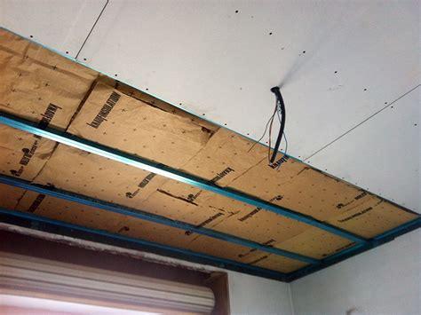 controsoffitto isolamento termico opere a secco controsoffitti ratti isolamenti