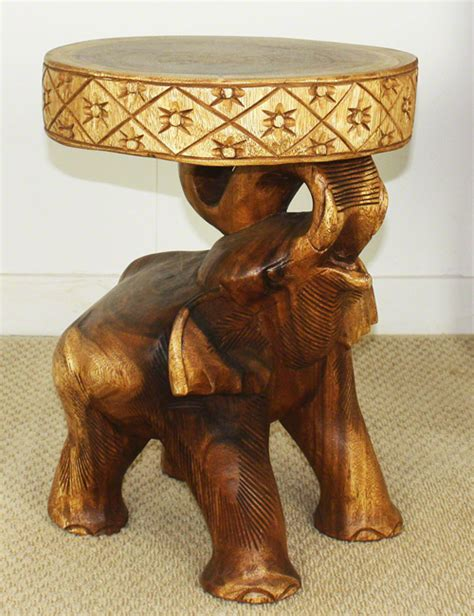 elephant accent table the elephant chang accent table strata furniture