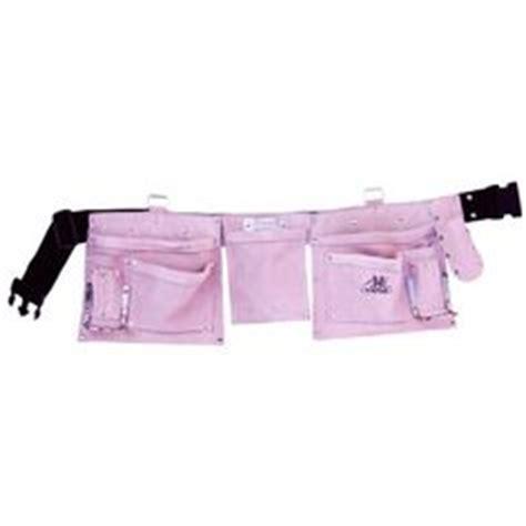 safety light pink tool belt safety