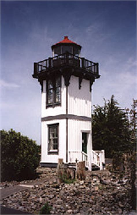 Table Bluff by Table Bluff Lighthouse California Lhc Lighthouse Club