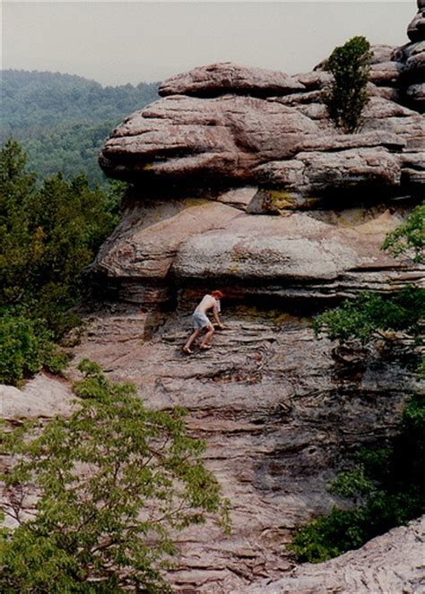 Illinois Garden Of The Gods by Garden Of The Gods Illinois Illinois So Yet So