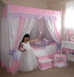 Princess Toddler Bed With Canopy Princess Canopy Beds Princesscanopy