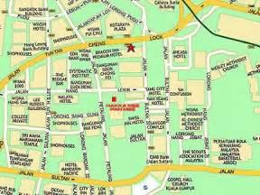 Top Picks For Home map petaling street chinatown hakka pan mee