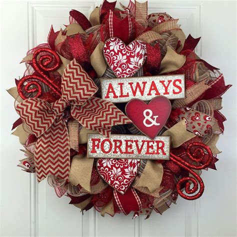 valentines mesh wreath s deco mesh wreath valentines wreath
