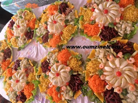 Decoration De Salade Marocaine by D 233 Coration Entree Salade