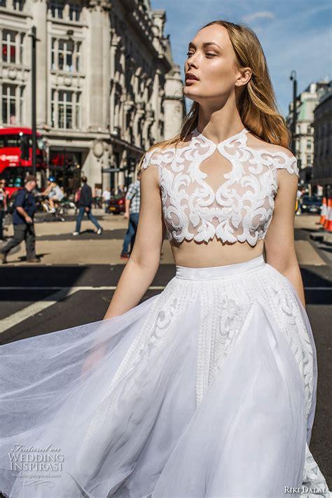 Dominiq Dress White Zv riki dalal fall 2017 wedding dresses mayfair bridal collection wedding inspirasi