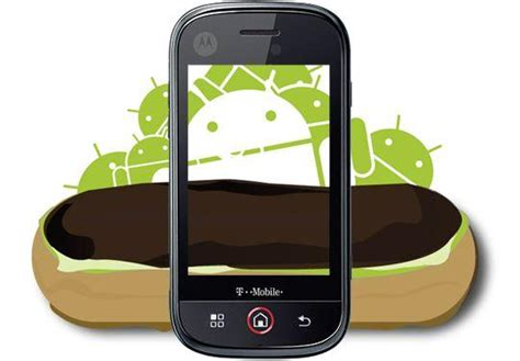 android eclair eclair android and me