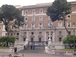 ministero interno sede il colle e il palazzo viminale a roma sede