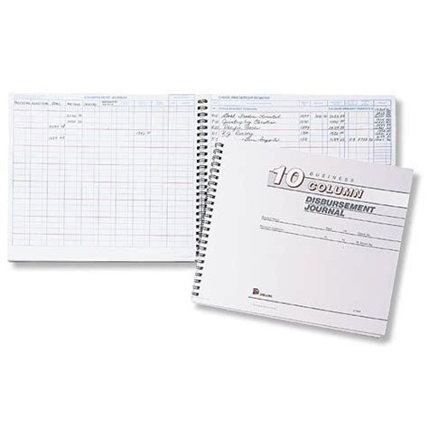 disbursement journal 17 best images about business and office accessories on