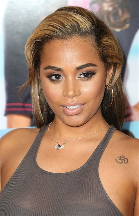 lauren london looks stylebistro