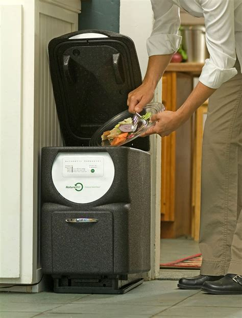 Toaster Bags Naturemill Plus Automatic Kitchen Composter The Green Head