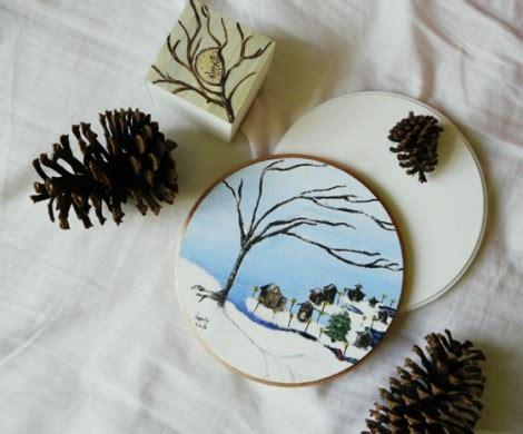 weihnachtsgeschenke selber basteln  ideen als inspiration