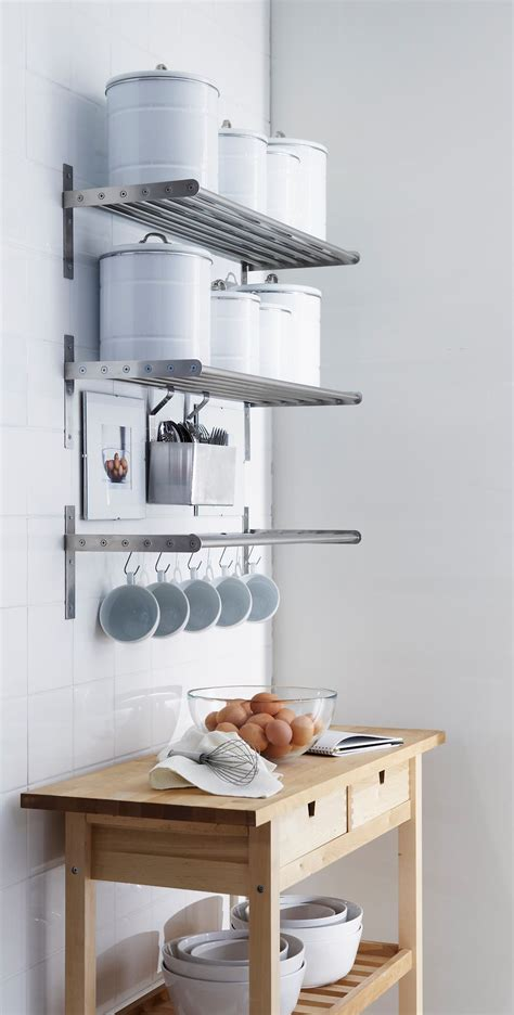 ikea kitchen shelf 65 ingenious kitchen organization tips and storage ideas